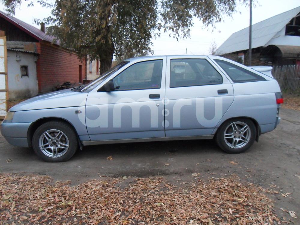 Подержанный ВАЗ (Lada) 2112, хорошее состояние, серебряный , 2004 года выпуска, цена 105 000 руб. в Челябинской области