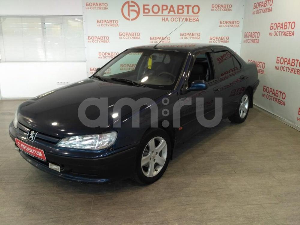 Peugeot 406 с пробегом, синий , отличное состояние, 1998 года выпуска, цена 89 000 руб. в автосалоне БОРАВТО на Остужева (Воронеж, ул. Остужева, д. 41)