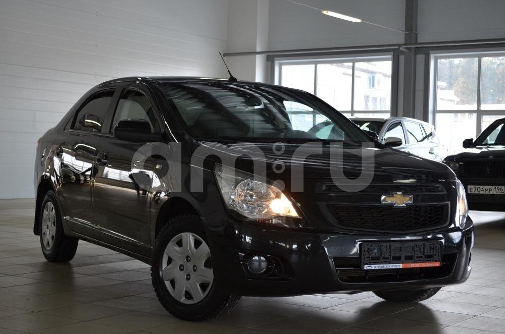 Chevrolet Cobalt с пробегом, черный , отличное состояние, 2013 года выпуска, цена 429 000 руб. в автосалоне Березовский привоз (Екатеринбург, тракт Березовский, д. 4Б)