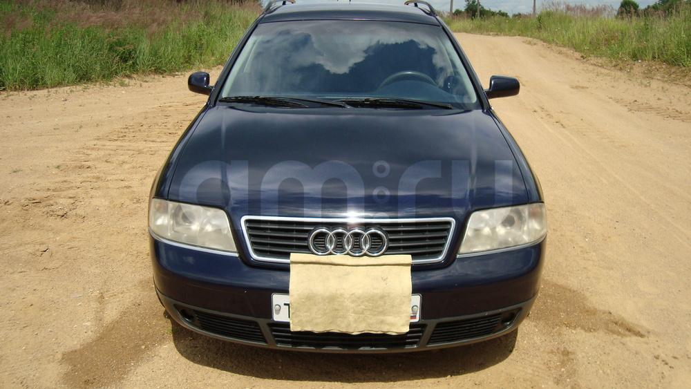 Подержанный Audi A6, хорошее состояние, синий , 1998 года выпуска, цена 320 000 руб. в Смоленской области
