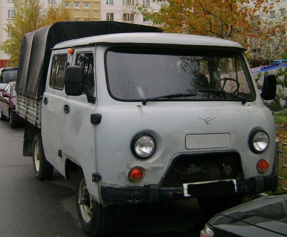 Подержанный УАЗ 39094, хорошее состояние, белый , 2009 года выпуска, цена 175 000 руб. в ао. Ханты-Мансийском Автономном округе - Югре