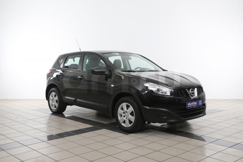 Nissan Qashqai с пробегом, черный металлик, отличное состояние, 2012 года выпуска, цена 677 000 руб. в автосалоне АвтоГрад Нормандия (Иваново, ул. Полка Нормандия-Неман, д. 7, стр. 2)