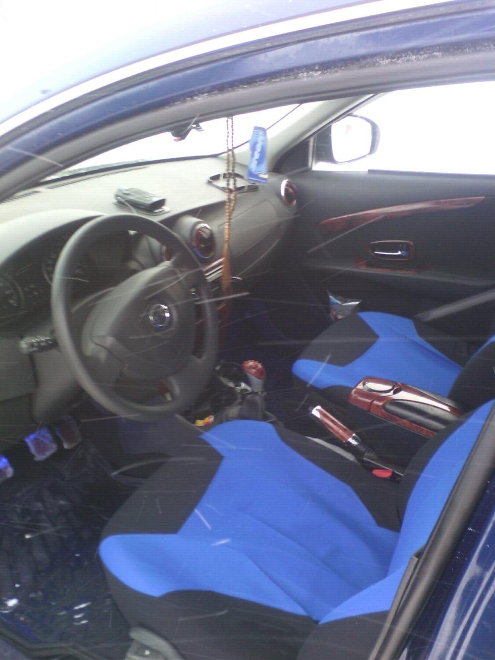 Подержанный Nissan Almera, отличное состояние, синий металлик, 2013 года выпуска, цена 385 000 руб. в Ульяновской области