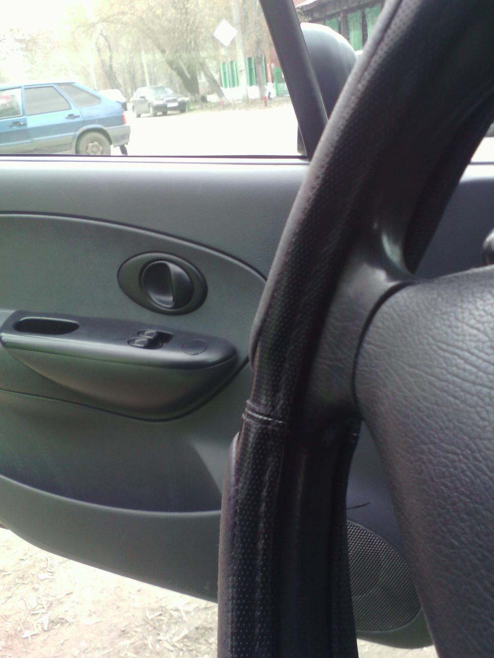 Подержанный Daewoo Matiz, хорошее состояние, зеленый , 2007 года выпуска, цена 95 000 руб. в Омске
