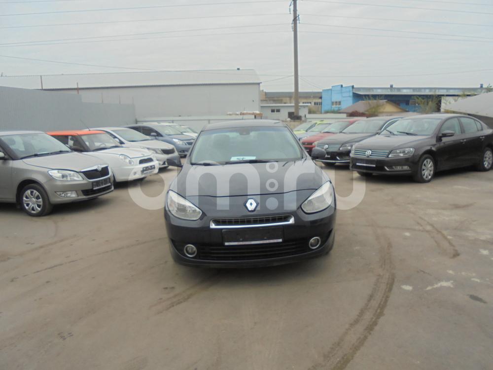 Renault Fluence с пробегом, серый металлик, отличное состояние, 2011 года выпуска, цена 480 000 руб. в автосалоне  ()