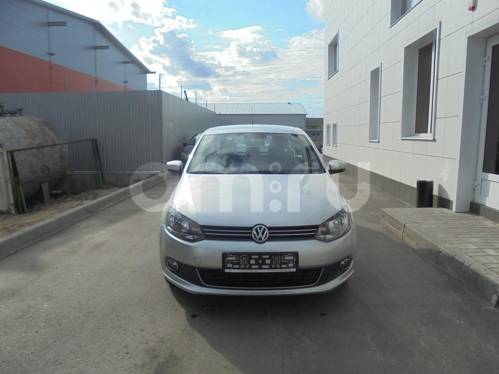 Volkswagen Polo с пробегом, серебряный металлик, отличное состояние, 2013 года выпуска, цена 490 000 руб. в автосалоне  ()