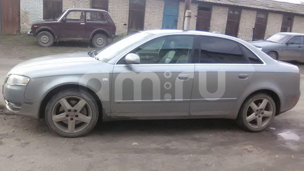 Подержанный Audi A4, отличное состояние, серый , 2004 года выпуска, цена 470 000 руб. в Челябинской области
