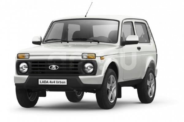 Новый авто ВАЗ (Lada) 4x4, белый , 2017 года выпуска, цена 532 800 руб. в автосалоне Лада Центр Севастополь (Севастополь, ш. Камышовое, д. 4А)