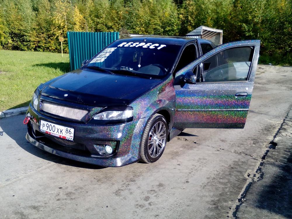 Подержанный Renault Logan, отличное состояние, черный бриллиант, 2013 года выпуска, цена 580 000 руб. в ао. Ханты-Мансийском Автономном округе - Югре