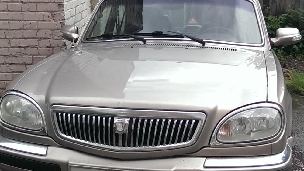 Подержанный ГАЗ 31105 Волга, отличное состояние, серебряный , 2006 года выпуска, цена 125 000 руб. в Омске
