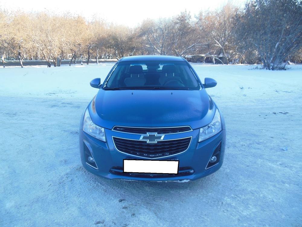 Chevrolet Cruze с пробегом, синий металлик, отличное состояние, 2013 года выпуска, цена 523 000 руб. в автосалоне  ()