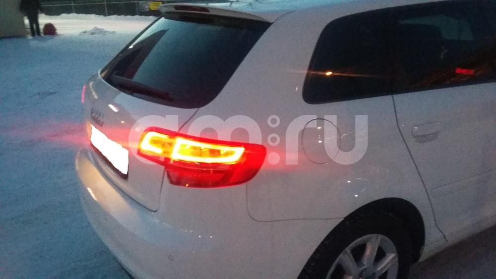 Подержанный Audi A3, отличное состояние, белый бриллиант, 2009 года выпуска, цена 580 000 руб. в Челябинской области