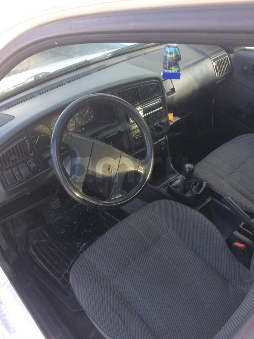 Подержанный Volkswagen Passat, отличное состояние, белый акрил, 1990 года выпуска, цена 120 000 руб. в Смоленской области