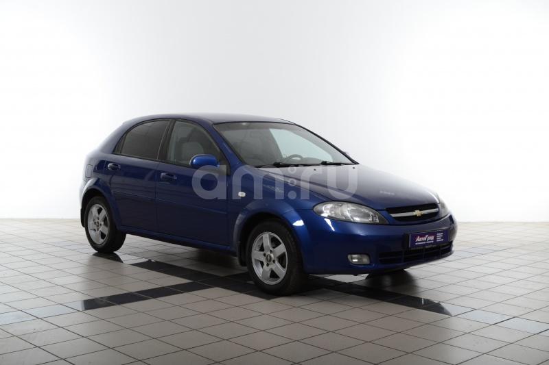 Chevrolet Lacetti с пробегом, синий , отличное состояние, 2007 года выпуска, цена 279 000 руб. в автосалоне АвтоГрад Нормандия (Иваново, ул. Полка Нормандия-Неман, д. 7, стр. 2)