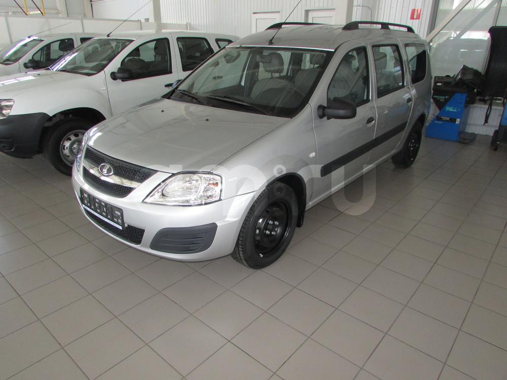 ВАЗ (Lada) Largus с пробегом, серебряный , отличное состояние, 2016 года выпуска, цена 544 000 руб. в автосалоне  ()