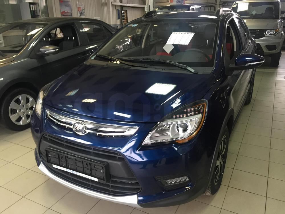 Новый авто Lifan x50, синий , 2016 года выпуска, цена 543 000 руб. в автосалоне Ориент Псков (Псков, проезд Гаражный, д. 8)