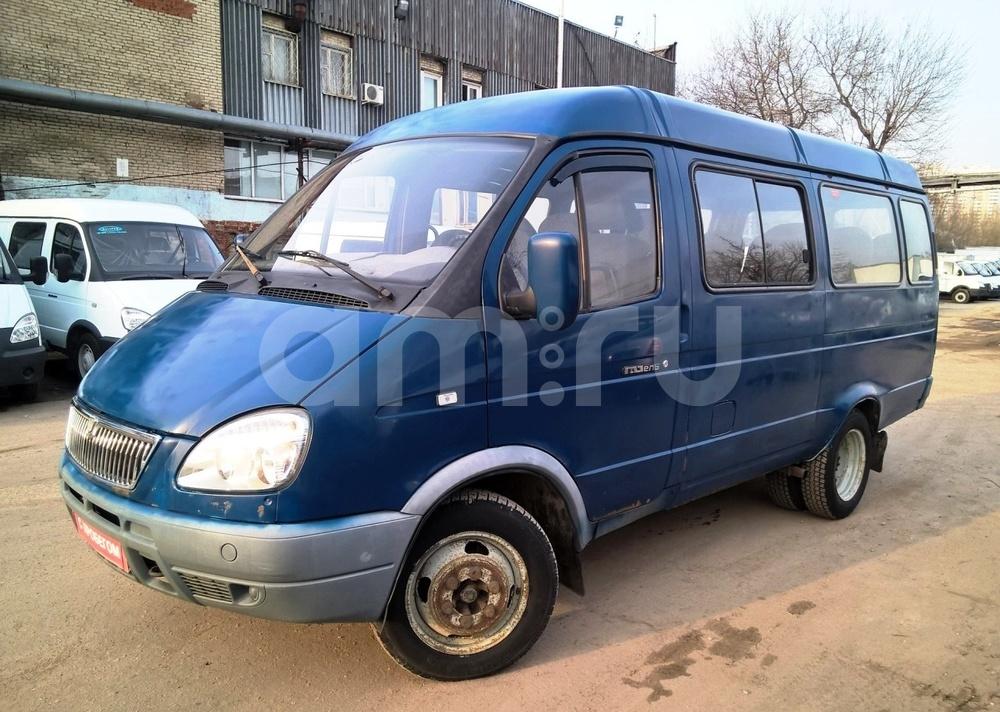 ГАЗ Газель с пробегом, синий , отличное состояние, 2006 года выпуска, цена 80 000 руб. в автосалоне  ()