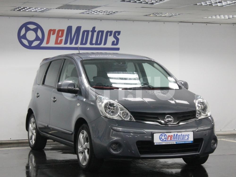 Nissan Note с пробегом, серый , отличное состояние, 2009 года выпуска, цена 355 000 руб. в автосалоне  ()