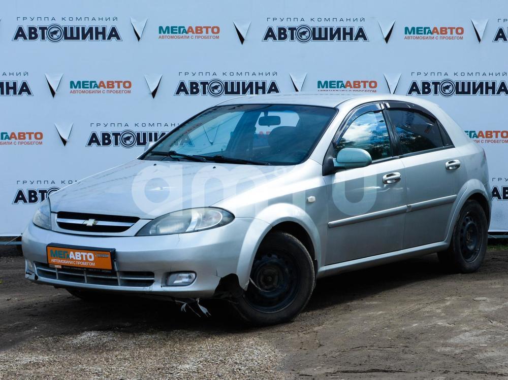 Chevrolet Lacetti с пробегом, серебряный , отличное состояние, 2004 года выпуска, цена 185 000 руб. в автосалоне Мега Авто Калуга (Калуга, ул. Зерновая, д. 28)