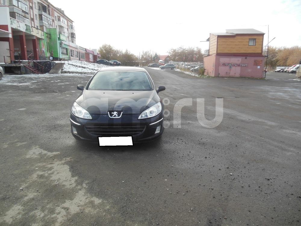 Peugeot 407 с пробегом, черный металлик, отличное состояние, 2007 года выпуска, цена 345 000 руб. в автосалоне  ()