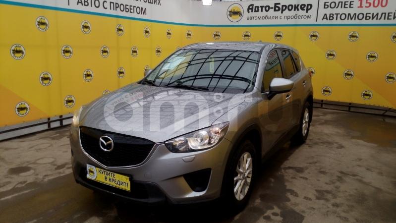 Mazda CX-5 с пробегом, серебряный , отличное состояние, 2012 года выпуска, цена 860 000 руб. в автосалоне  ()