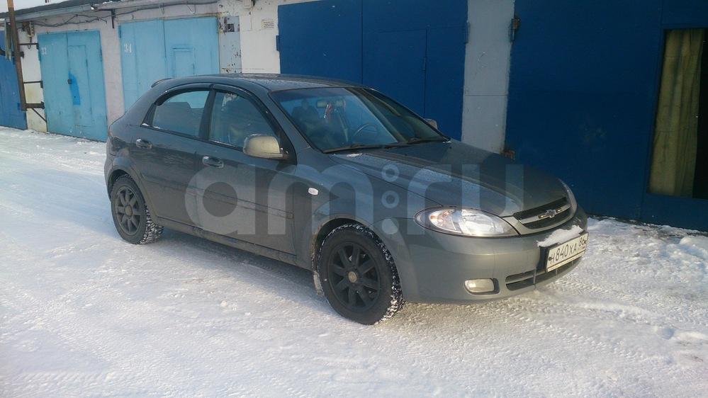 Подержанный Chevrolet Lacetti, хорошее состояние, серый , 2011 года выпуска, цена 330 000 руб. в ао. Ханты-Мансийском Автономном округе - Югре