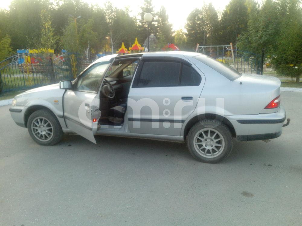 Подержанный Iran Khodro Samand, хорошее состояние, серебряный , 2007 года выпуска, цена 300 001 руб. в ао. Ханты-Мансийском Автономном округе - Югре