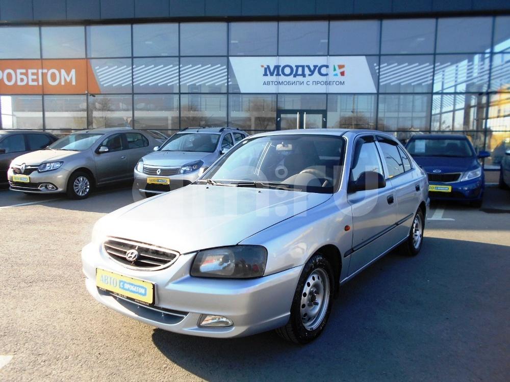 Hyundai Accent с пробегом, бежевый металлик, отличное состояние, 2008 года выпуска, цена 215 000 руб. в автосалоне МОДУС ПЛЮС Ростов-на-Дону (Ростов-на-Дону, ул.Вавилова, д. 74 А/1)