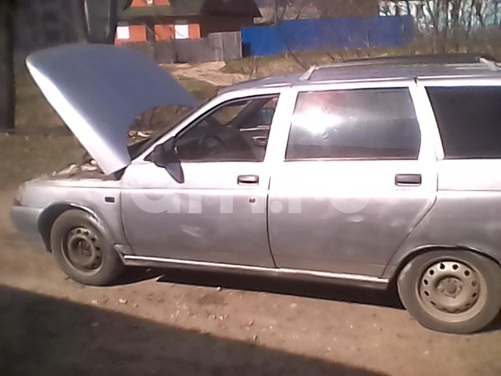 Подержанный ВАЗ (Lada) 2111, среднее состояние, серебряный , 2004 года выпуска, цена 65 000 руб. в Тверской области