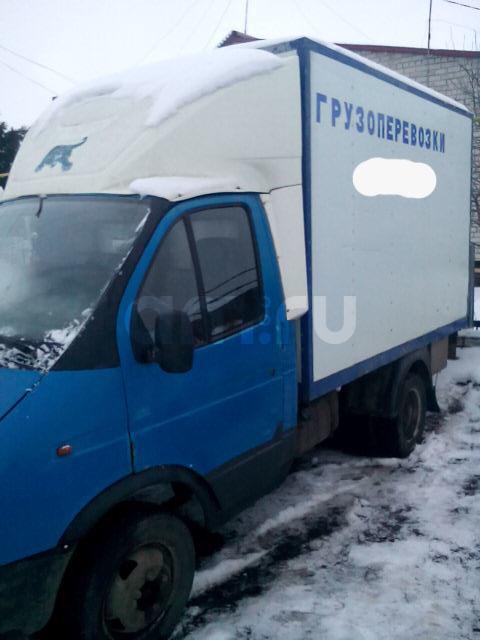 Подержанный ГАЗ Газель, хорошее состояние, синий , 1996 года выпуска, цена 100 000 руб. в республике Татарстане