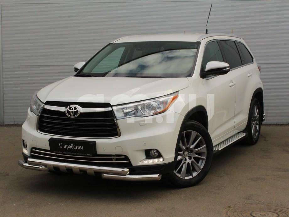 Официальный дилер Toyota в Москве  купить Тойота в