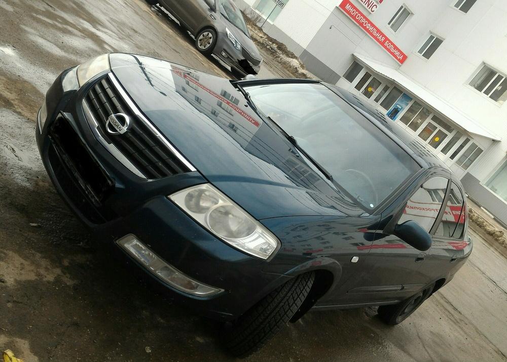 Подержанный Nissan Almera Classic, хорошее состояние, синий , 2006 года выпуска, цена 280 000 руб. в Ульяновской области