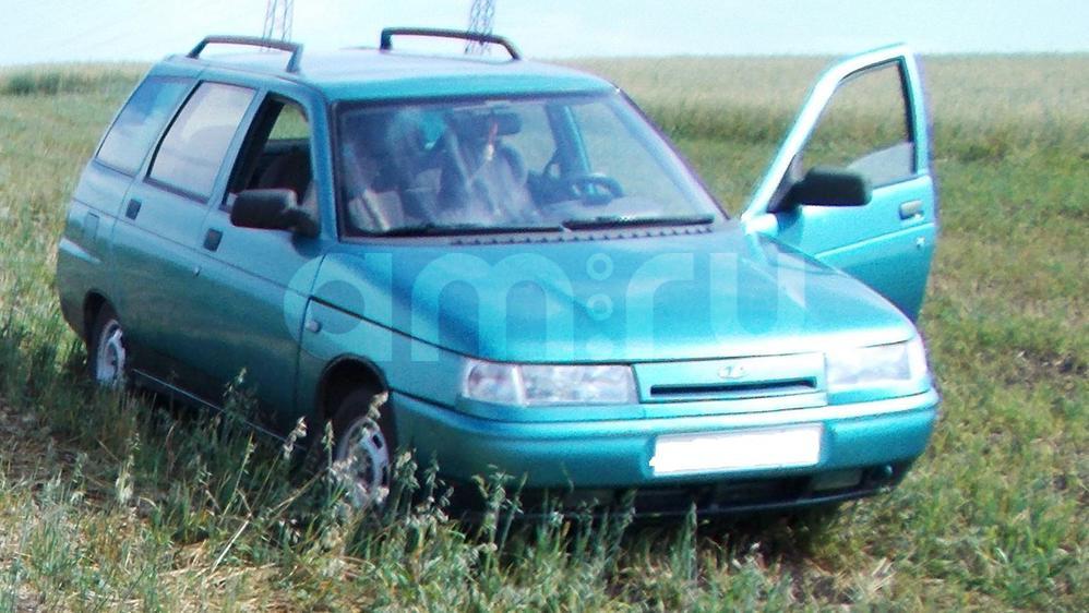 Подержанный ВАЗ (Lada) 2111, среднее состояние, бирюзовый металлик, 1999 года выпуска, цена 75 000 руб. в республике Татарстане