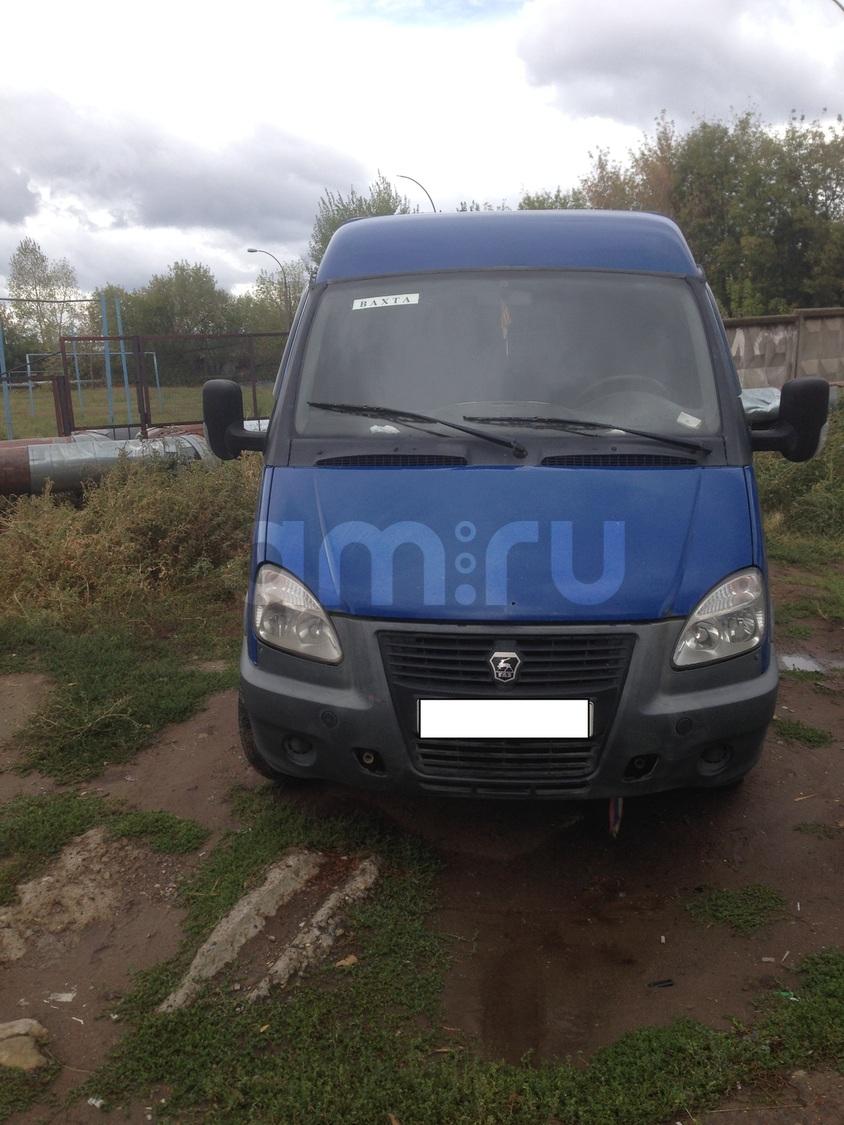 Подержанный ГАЗ Газель, хорошее состояние, синий , 2011 года выпуска, цена 310 000 руб. в республике Татарстане