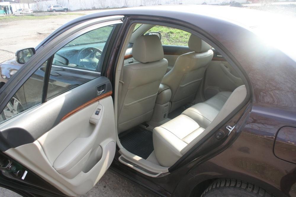 Подержанный Toyota Avensis, отличное состояние, черный , 2006 года выпуска, цена 519 000 руб. в республике Татарстане