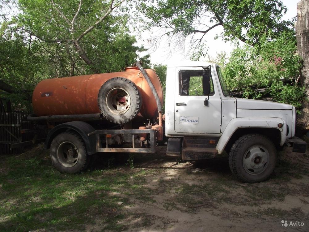 Подержанный ГАЗ 3307, хорошее состояние, белый , 2006 года выпуска, цена 350 000 руб. в Тюмени