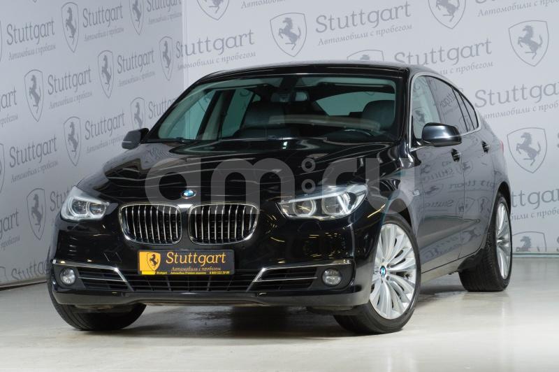 BMW 5 серия с пробегом, черный , отличное состояние, 2013 года выпуска, цена 1 950 000 руб. в автосалоне  ()