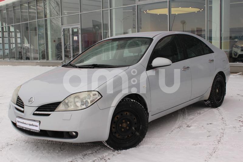 Nissan Primera с пробегом, серебряный , отличное состояние, 2007 года выпуска, цена 329 000 руб. в автосалоне  ()
