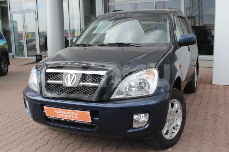 Vortex Tingo с пробегом, синий , отличное состояние, 2011 года выпуска, цена 289 000 руб. в автосалоне  ()
