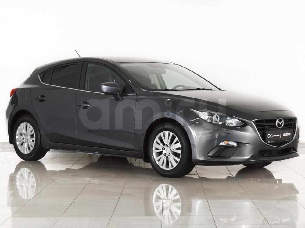 Mazda 3 с пробегом, серый , отличное состояние, 2013 года выпуска, цена 759 000 руб. в автосалоне  ()