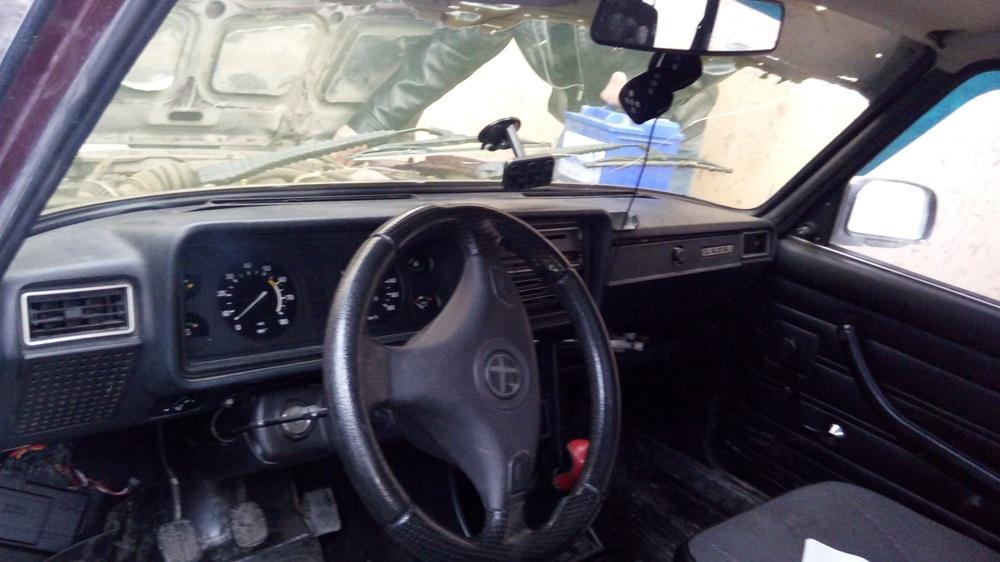 Подержанный ВАЗ (Lada) 2107, плохое состояние, бордовый , 2008 года выпуска, цена 25 000 руб. в Тюмени