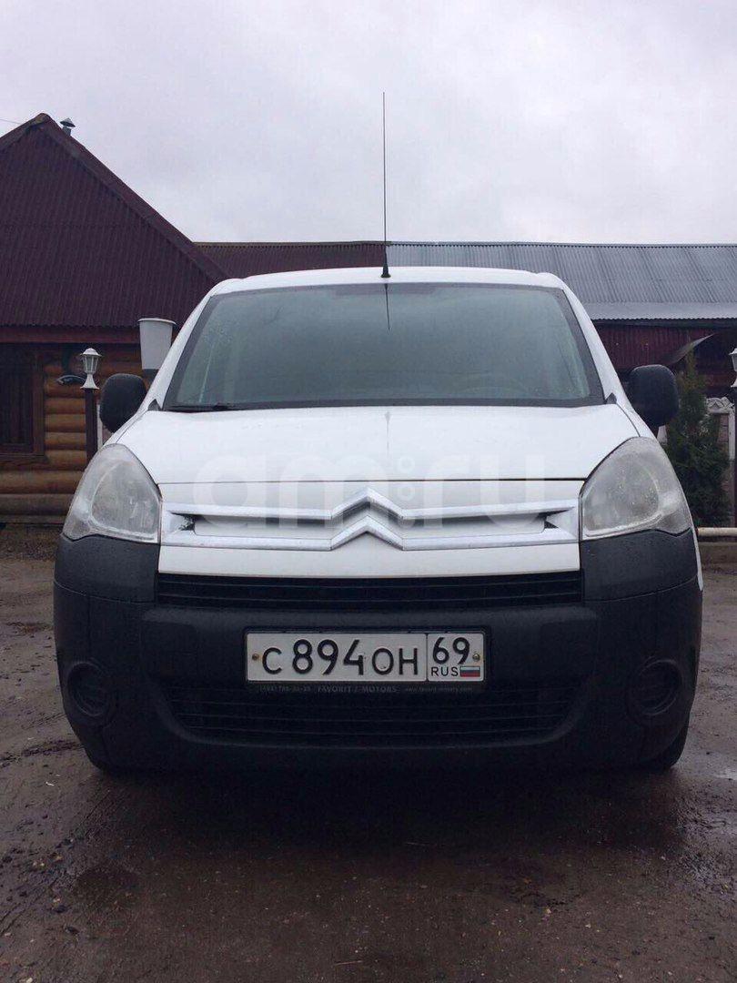 Подержанный Citroen Berlingo, отличное состояние, белый , 2011 года выпуска, цена 385 000 руб. в Тверской области