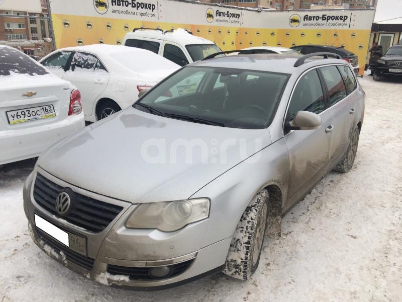 Volkswagen Passat с пробегом, серебряный , отличное состояние, 2009 года выпуска, цена 620 000 руб. в автосалоне Авто-Брокер на Антонова-Овсеенко (Самара, ул. Антонова-Овсеенко, д. 51Ж)