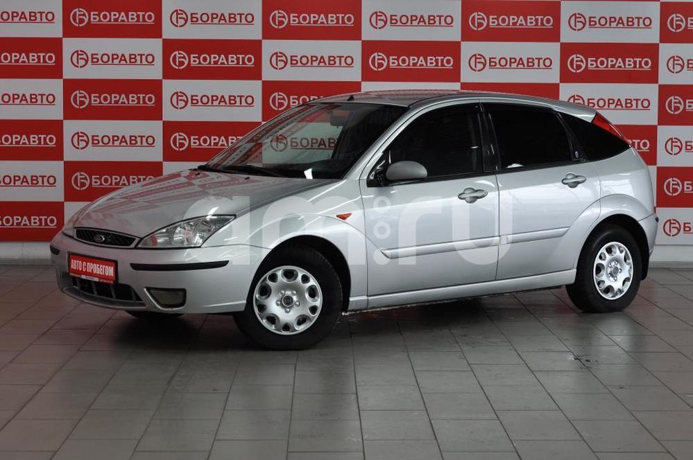 Ford Focus с пробегом, серый , отличное состояние, 2004 года выпуска, цена 215 000 руб. в автосалоне  ()