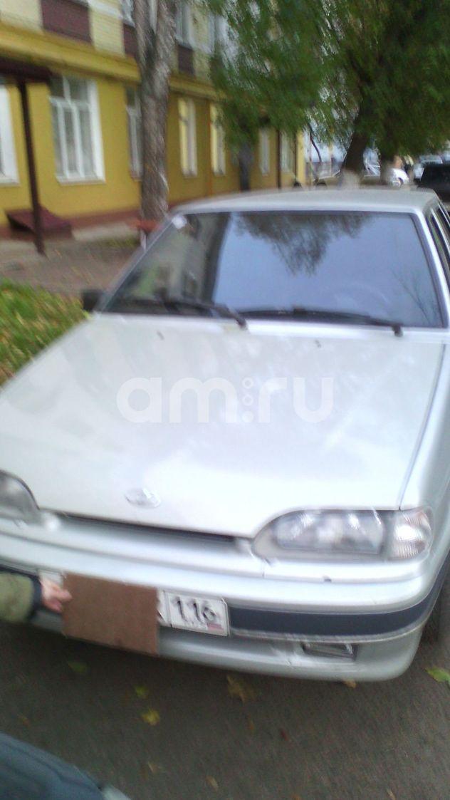 Подержанный ВАЗ (Lada) 2114, отличное состояние, белый , 2005 года выпуска, цена 85 000 руб. в республике Татарстане