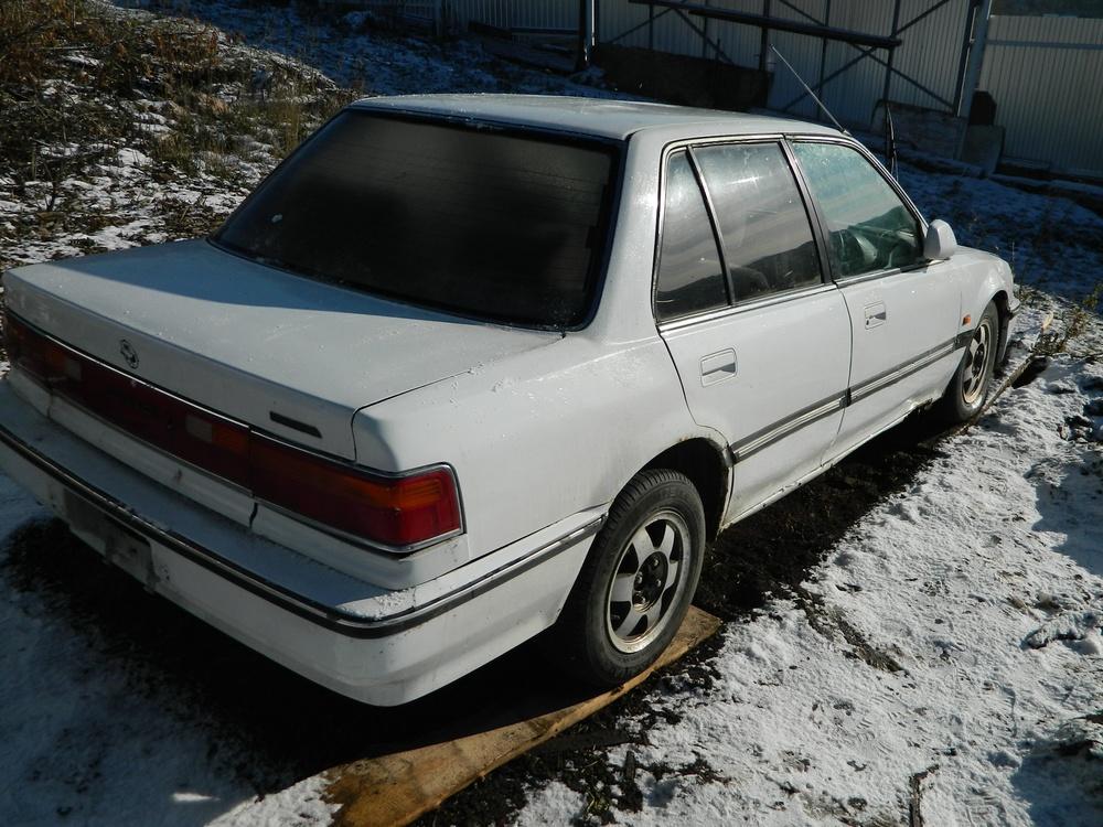 Подержанный Honda Civic, среднее состояние, белый , 1991 года выпуска, цена 35 000 руб. в Челябинской области