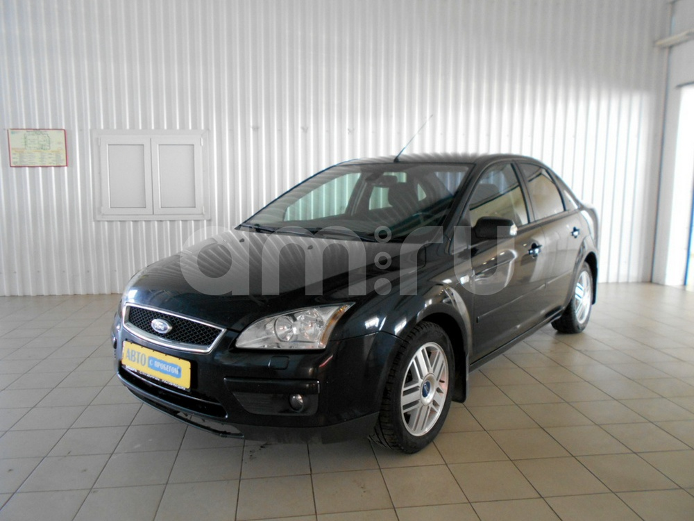 Ford Focus с пробегом, черный , отличное состояние, 2007 года выпуска, цена 330 000 руб. в автосалоне  ()