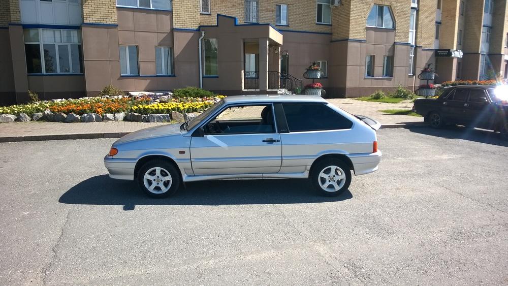Подержанный ВАЗ (Lada) 2113, хорошее состояние, серебряный , 2013 года выпуска, цена 160 000 руб. в ао. Ханты-Мансийском Автономном округе - Югре