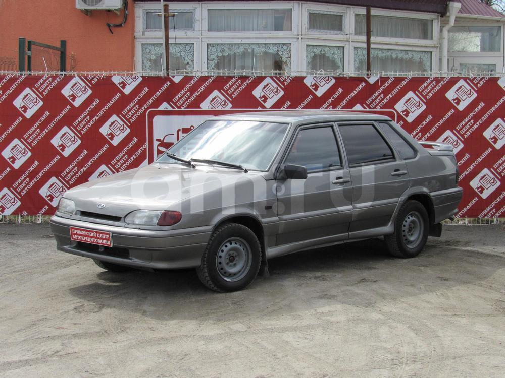ВАЗ (Lada) 2115 с пробегом, черный , отличное состояние, 2007 года выпуска, цена 139 000 руб. в автосалоне  ()