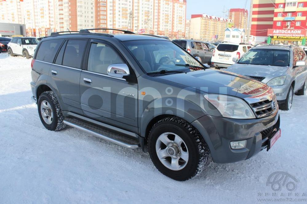 Great Wall H3 с пробегом, серый , отличное состояние, 2007 года выпуска, цена 395 000 руб. в автосалоне  ()